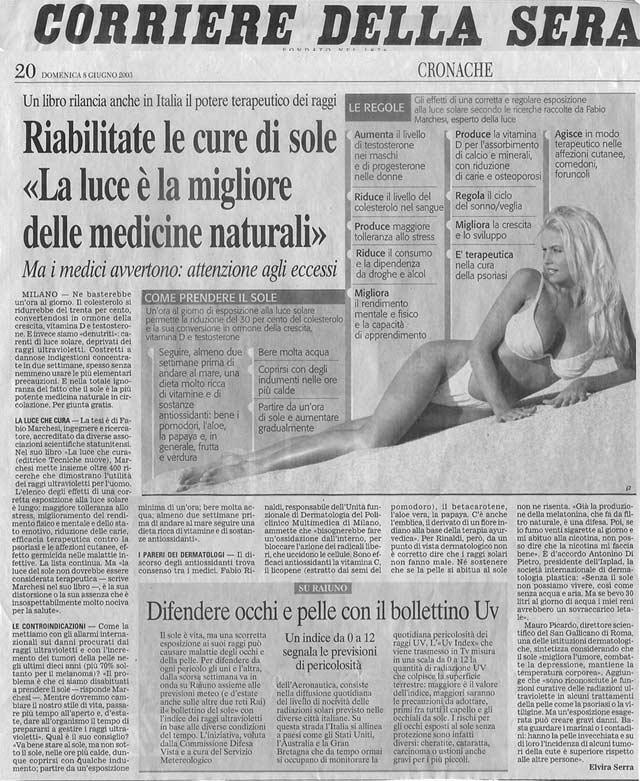 Corriere della sera fabio paolo marchesi for Corriere della sera arredamento